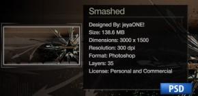 smashed300