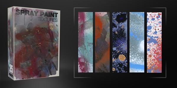 Spray Paint Textures Pack 25 Free Images Media Militia