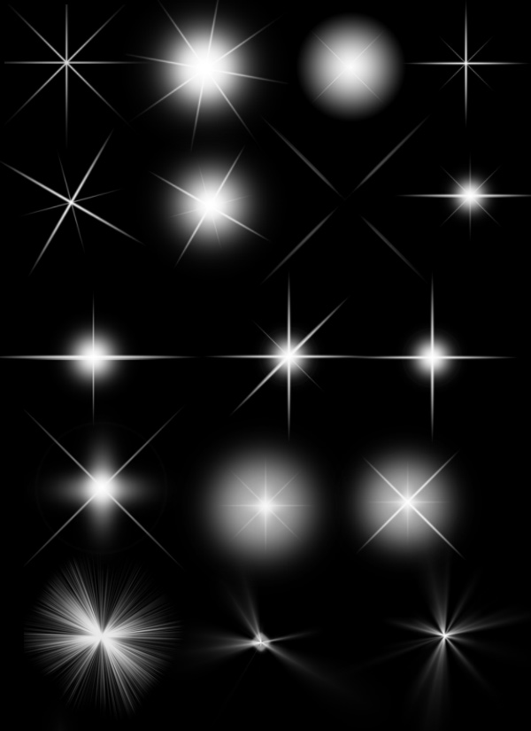 Free Bling Effects - Sparkles