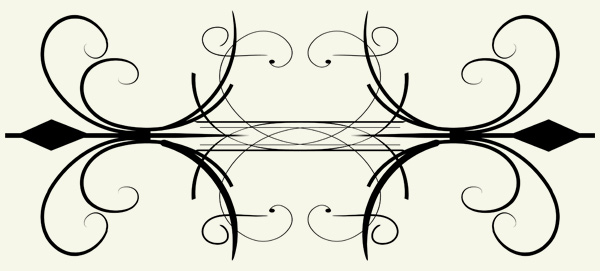 Decorative Flourishes Free Personal Use Svg Eps Files