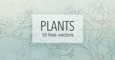 Plants Vector Pack